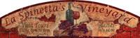 La Spinetta's Vintage Vineyard Sign