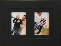 Collage Picture Frame - 2 Opening 4x6 Frame