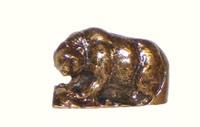 Walking Bear Cabinet Hardware Knob