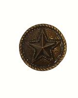 Barn Star Cabinet Hardware Knob