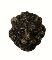 Lion Cabinet Hardware Knob