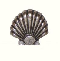 Large Seashell Cabinet Hardware Knob