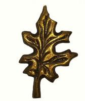 Oak Leaf Cabinet Hardware Knob