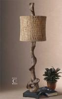 Uttermost Driftwood Buffet Lamp