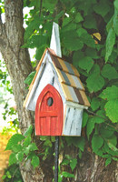 Flock of Ages Bird House.