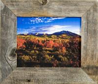 8x10 Rustic Picture Frames, Medium Width 2 inch Homestead Series