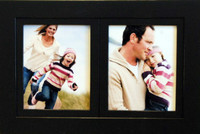 Collage Picture Frame - 2 Opening 8x10
