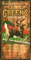 Vintage Hunting Camp
