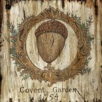Vintage Acorn Covent Sign