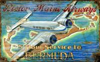 Vintage Lockheed Sign
