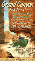 Vintage Canyon Guide Sign
