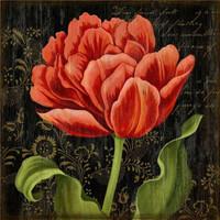 Vintage Dutch Tulip II Sign