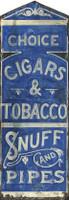 Vintage Pipes Sign