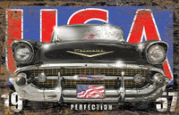 Vintage 57 Perfection Sign