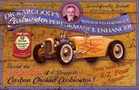 Vintage Dr. Kargood Sign