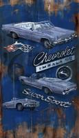 Vintage Impala SS Sign