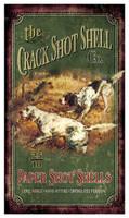 Vintage Crack Shot Sign