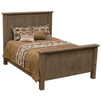 Frontier Traditional Bed