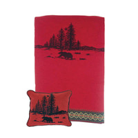 Wooded River Bear Wool Blend