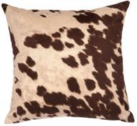 Udder Brown Large Pillow