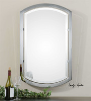 Uttermost Jacklyn Arched Metal Mirror