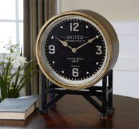 Uttermost Shyam Table Clocks