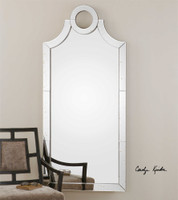 Uttermost Acacius Arched Mirror