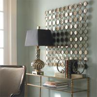 Uttermost Grantola Arched Mirror Mybarnwoodframes Com