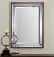 Uttermost Daria Antique Framed Mirror