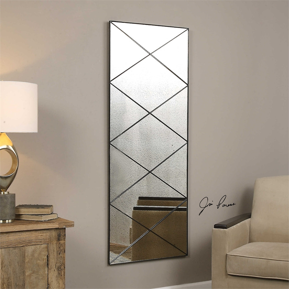 Uttermost Emporia Antiqued Mirror Mybarnwoodframes Com