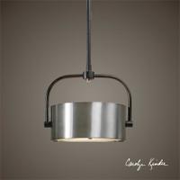 Uttermost Belding 1 Light Industrial Mini Pendant