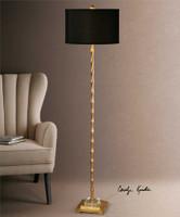 Uttermost Quindici Metal Bamboo Floor Lamp