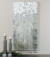 Uttermost Cotton Florals Wall Art