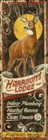 Deer Lodge Sign