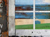 Rustic Beach Window Sign