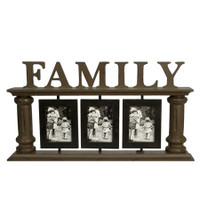 Freestanding Collage Frame - Family