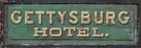 Vintage Hotel Sign