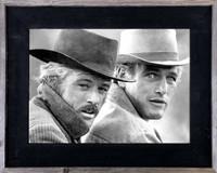 8.5x11 Western Frames, 3 inch Wide, Butch Cassidy Frame