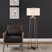 Uttermost Adrian Modern Floor Lamp