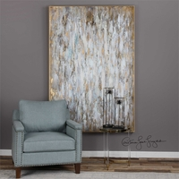 Uttermost Bright Morning Abstract Art