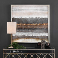 Uttermost Layers Landscape Art