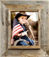 4x6  Western Picture Frames, Medium Width 3 inch Western Rustic Series