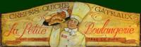 Rustic Kitchen Signs - La Petite Boulangerie