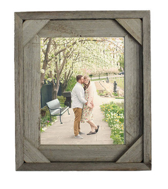 Barn Wood Frames |12x16 Reclaimed Wood Frame