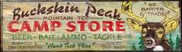 Vintage Sign - Camp Store