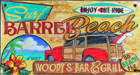 Woody's Surf Bar and Grill