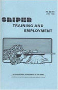 Sniper Training and Employment Book