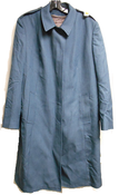 Surplus Canadian Blue Overcoat