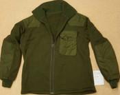 Combat Sweatshirt Fleece Lined (Green)