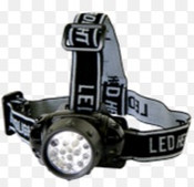 Pioneer Spark 16 LED Head Lamp (Color May Vary)